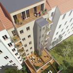 Luxusní byty Praha 2