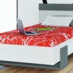 Jednolůžkové postele – zdravé spaní pro malé i velké