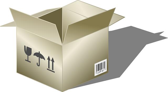 Úložné a kartonové krabice na všechno