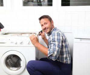 Rozbitá pračka a nemáte na novou? Kde hledat pomoc?