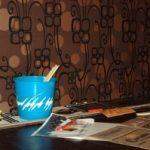Zdi jako dekorativní prvek – tapety nebo malba?