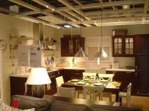 Kuchyně Ikea