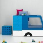 Inspirace pro zařízení dětského pokoje