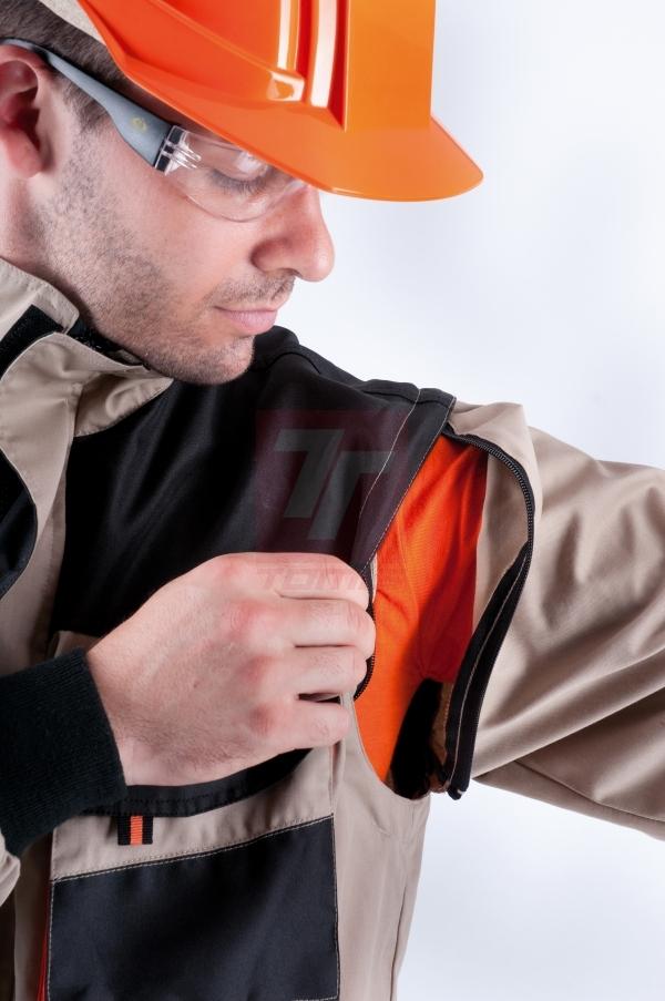 Vhodné pracovní oděvy vám zpříjemní rekonstrukci bytu i práci na zahradě