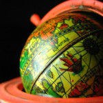 Jak využít starý globus