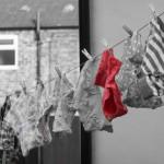 Třídění špinavého prádla