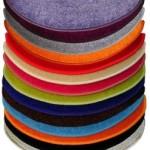 Krásné kusové koberce v různých barvách