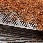Děrované plechy a jejich použití na výrobu kanalizace