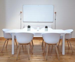 Nástěnky a tabule pro efektivní práci v kanceláři