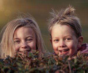 Dětské hřiště na zahradě má pozitivní vliv na zdraví
