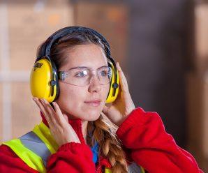 Chraňte se při práci – Tipy pro správné ochranné pomůcky