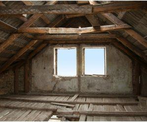Uvažujete o koupi starší nemovitosti na rekonstrukci? Nové projektů domů mohou vyjít levněji.
