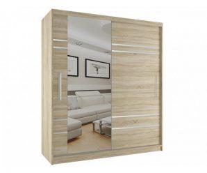 Moderní šatní skříň nesmí v interiéru chybět