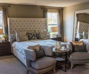 Proměňte svou ložnici v prostor, do kterého se budete s láskou vracet