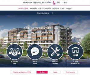 Služby pro sdružení vlastníků bytových jednotek