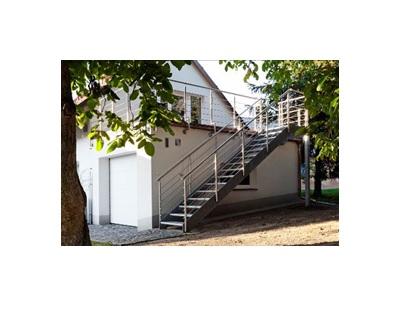 bočnicové schodiště INDUSTRY